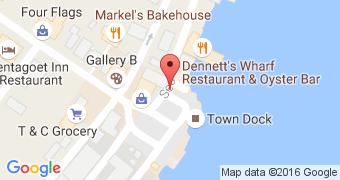 Dennett's Wharf