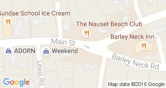 The Nauset Beach Club Restaurant