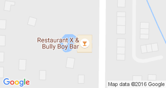 Restaurant X & Bully Boy Bar