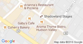 Aroma Thyme Bistro- Hudson Valley Restaurant