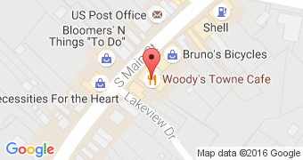 Woody's Towne Cafe