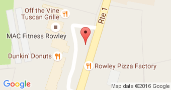 Rowley House of Pizza