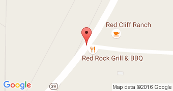 Red Rock Ranch and Outfitters Cafe