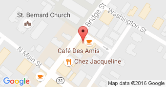 Cafe' Des Amis