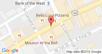 Mission At The Bell Restaurant