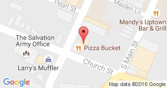 Pizza Bucket