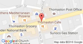 Thomaston Cafe