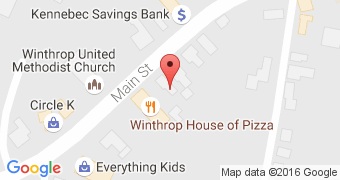 Winthrop House of Pizza