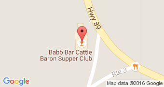 Babb Bar Cattle Baron Supper Club