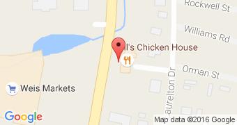 Phil's Chicken House