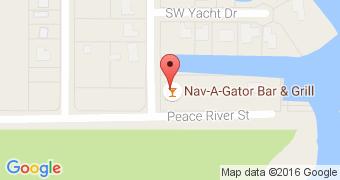 Nav-A-Gator Grill
