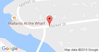 Mallards at the Wharf