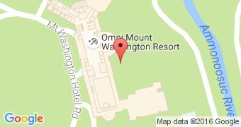 Mount Washington Hotel & Resort Dining Room