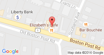 Elizabeth's Cafe at Perfect Parties