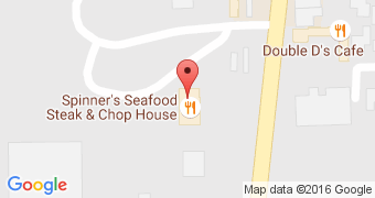 Spinners' Seafood, Steak & Chop House