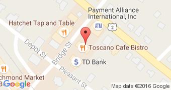 Toscano Cafe Bistro
