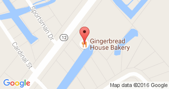 Gingerbread House Bakery & Pizza