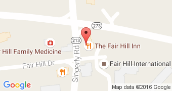 Fair Hill Inn Restaurant and Greenhaus Biergarten