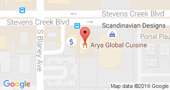 Arya Global Cuisine