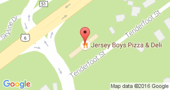 Jersey Boy's Pizza & Deli