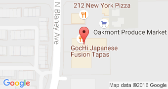 Gochi Japanese Fusion Tapas
