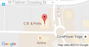 C. B. & Potts/Bighorn Brewing Company