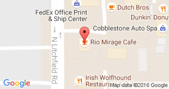 Rio Mirage Cafe