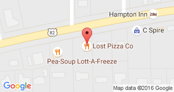 Lost Pizza Company