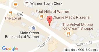 Foot Hills of Warner
