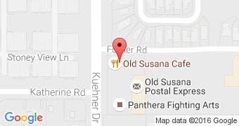Old Susana Cafe