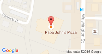 papajohn's pizza