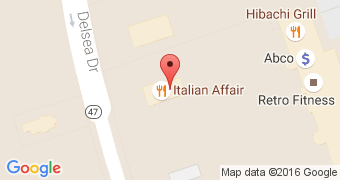 Italian Affair Restaurant