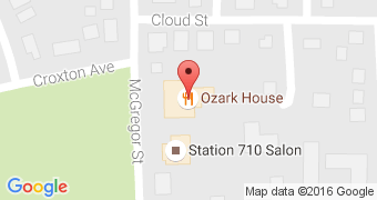 Ozark House Restaurant
