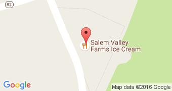 Salem Valley Farms Ice Cream