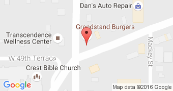 Grandstand Burgers