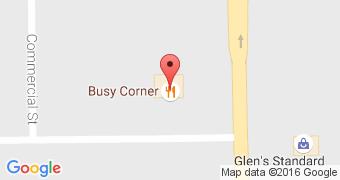 Busy Corner