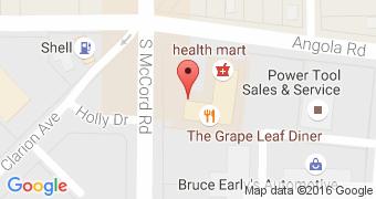 Grape Leaf Diner