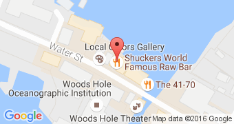 Shuckers World Famous Raw Bar