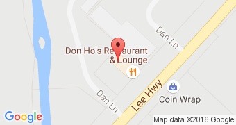 Don-Ho's Restaurants & Lounge