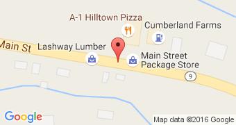 A-1 Hilltown Pizza