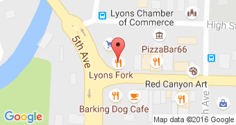 Lyons Fork