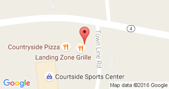 Landing Zone Grill