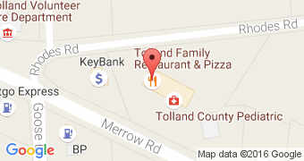 Tolland Pizza & Family Restaurant
