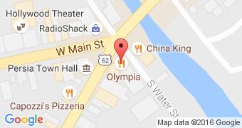Olympia Restaurant, Spartakos of Gowandan Inc.