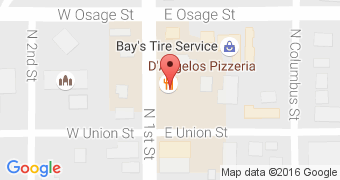 D'angelos Pizza
