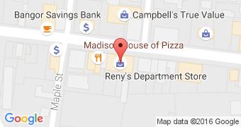Madison House of Pizza