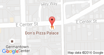 Don's Pizza Palace