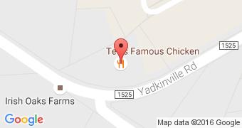 Ted's Kickin Chicken