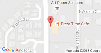 Pizza Time Cafe