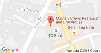 Mainely Brews Restaurant & Brewhouse
